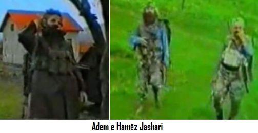 Legjenda Adem Jashari Ademiehamzaneprekaz