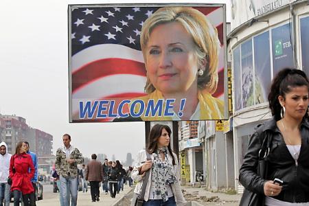 Косово, / земјо обеќана..... / Elife_luzha_hillari_clinton_ne_kosove