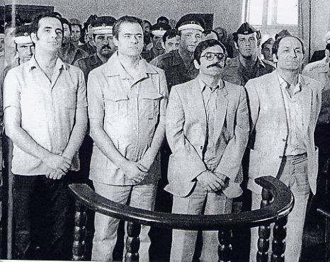 11 marsi 1981, demostrata në