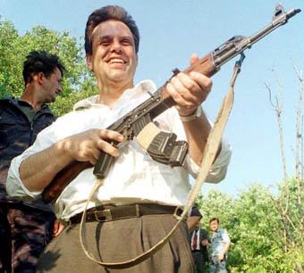 Masakrat serbe në Kosovë Koshtunica